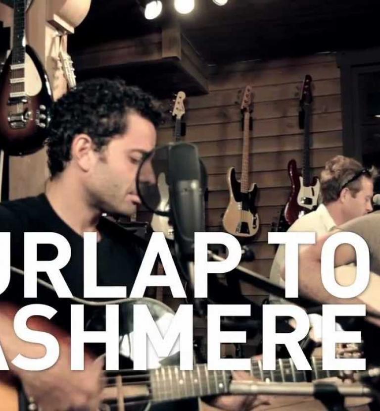 "Burlap to Cashmere ""Closer to the Edge"" At: Guitar Center"