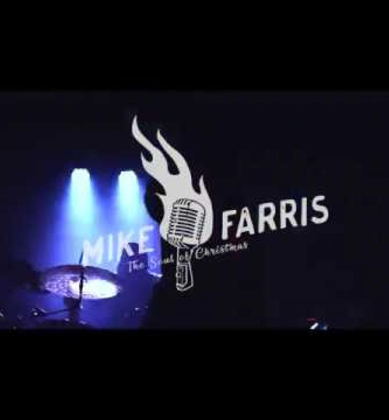 Mike Farris Sings The Soul Of Christmas 2018 promo