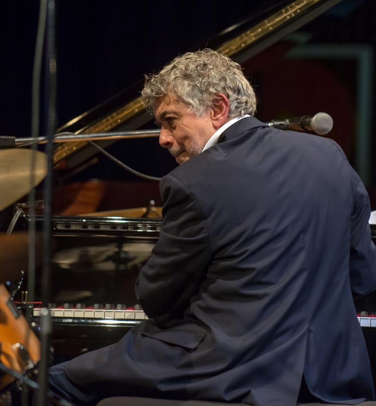 Monty Alexander Trio - Nature Boy / Running Away- Live @ Blue Note Milano