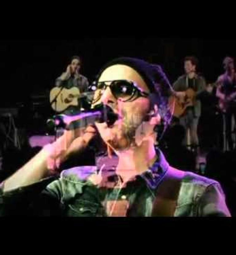 """Burlap To Cashmere - """"Tonight"""" Live at Le Poisson Rouge NYC"""