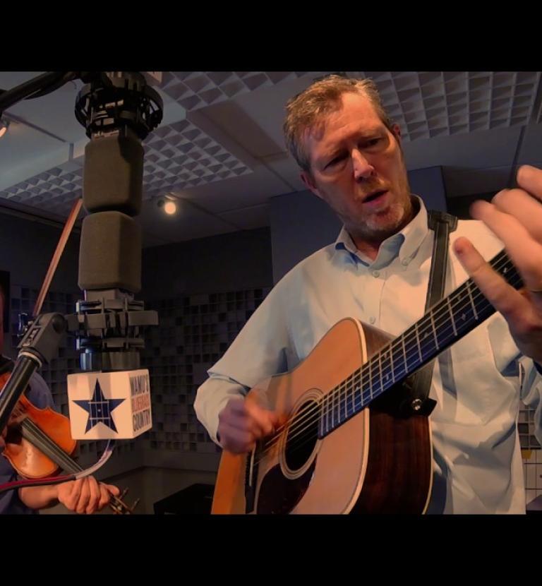Robbie Fulks - Katy Kay [Live at WAMU's Bluegrass Country]