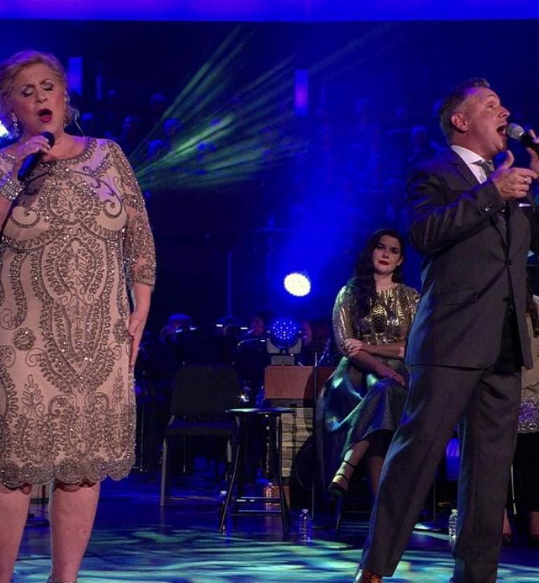 Sandi Patty - The Prayer (Live)