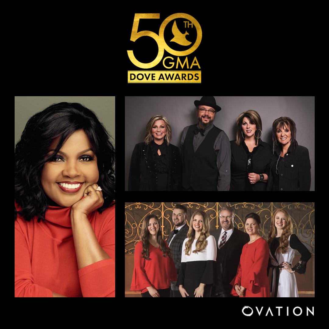 GMA Announces Nominees for 50th Annual Dove AwardsGMA Announces Nominees for 50th Annual Dove Awards