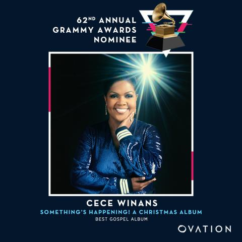CeCe Winans Grammy Nomination