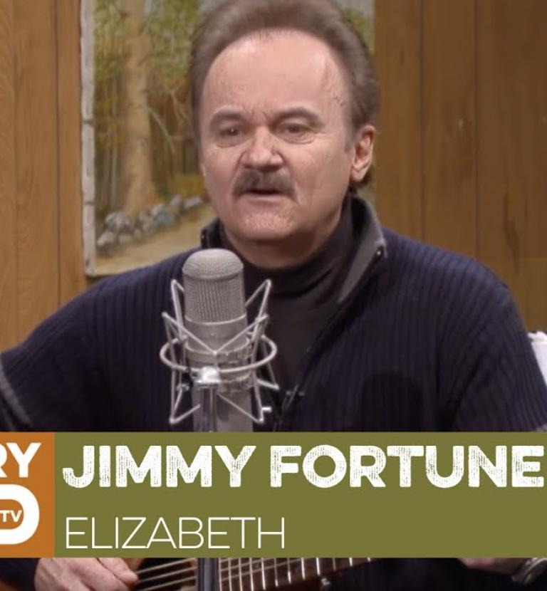 "Jimmy Fortune sings ""Elizabeth"""
