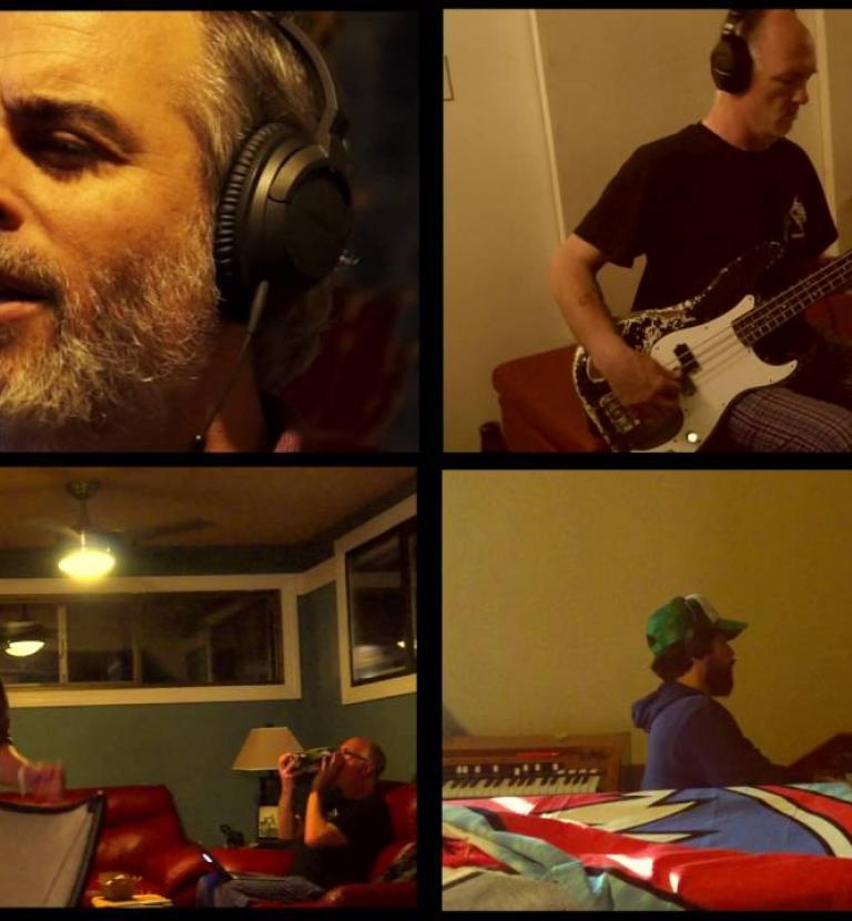 Greg Loiacono - 'Songs From A Golden Dream' Album Trailer